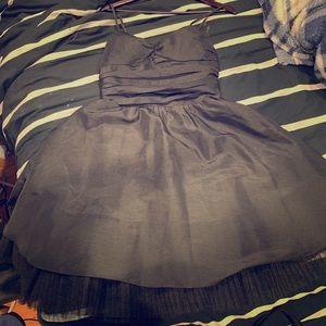 Dresses & Skirts - Black mini prom dress